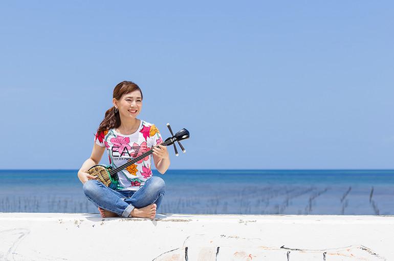 琉球音楽奏者 仲大千咲 Official web site